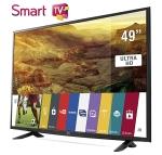 TV LED 49  LG 49LF6450 SMART 3D FHD GRABA